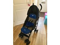 Brand new Joie stroller buggy complete with Lascal Buggy Board MAXI.
