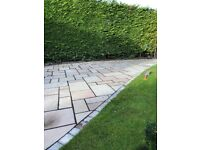 165sq meter of Indian paving stone 20mm thick