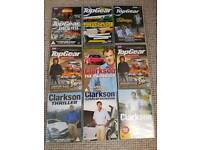 9 x Top Gear/Clarkson DVDs