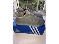 Adidas Tubular Shadow Trainers Grey Size 9
