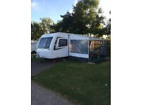 Caravan / Motorhome; Fiamma – 3.6m Caravan Zip Store Awning, complete with sides and fixings.