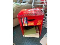 Lightning McQueen bedside table