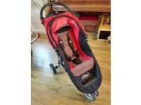 Baby Jogger City Mini Pushchair plus extras