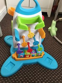 FISHER PRICE BABY ACTIVITY TOY