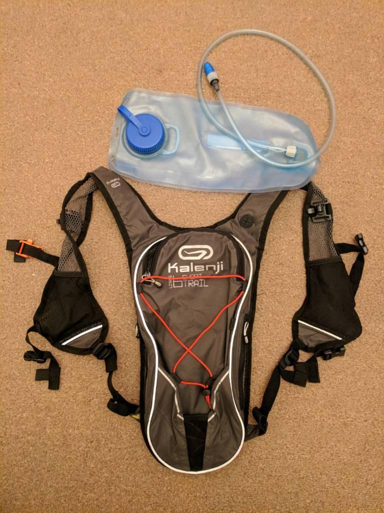 Kalenji short trail 6l hydration backpack