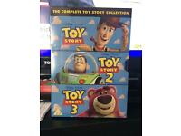 Toy story collection 1-3 brand new Dvd