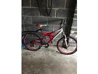 Medium size mountain bike!