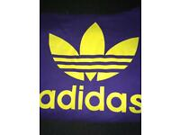 Adidas hoodie medium