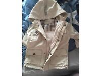 Kids Burberry coat genuine