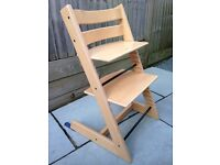 Stokke Tripp Trapp Chair, FANTASTIC CONDITION (no marks) (2 available) RRP £169