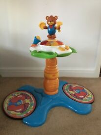 VTech sit to stand tower. Excellent condition. Collection only.