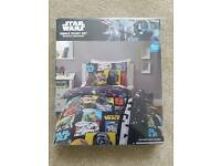 Star Wars Single Bed Duvet Set