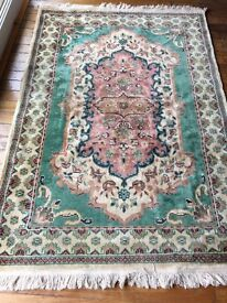Quality Wool Rug for sale £55