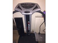 Confident fitness machine,wobble machine. Excellent condition, have to get rid due to limited space.