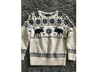 Child's Christmas jumper Ralph Lauren