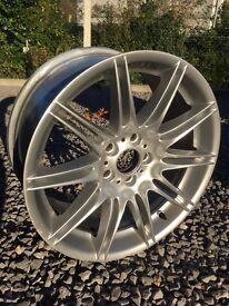 """BMW alloy wheel 19"""""""