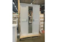 SONGESAND Wardrobe, white 120x60x191 cm, IKEA Milton Keynes #bargaincorner