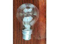 OSRAM light bulb 240V 60W B22 new without box