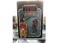 Star Wars vintage figure