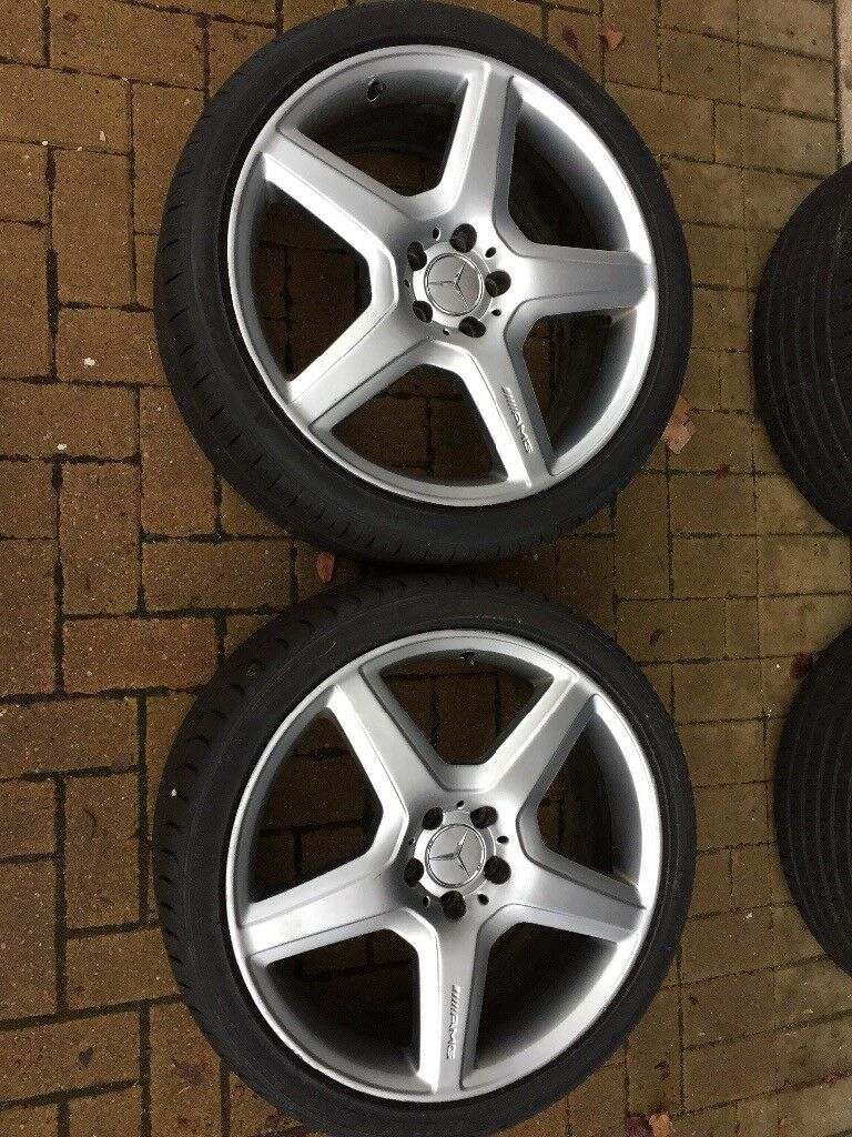 Mercedes AMG 20 inch Alloy Wheels