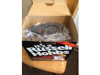 RUSSELL HOBBS ELECTRIC KETTEL, NEW NEVER USED, EXCELLENT WORKING CONDITION, WITH ORIGINAL PACKING.