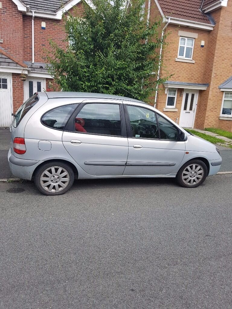 Renault Megan Scenic, Engine Size 1300 cc, Manual Gearbox, Petrol