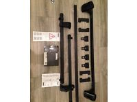 Thule roof rack, Toyota Corolla, 1264 kit