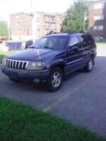 2001 Jeep Grand Cherokee VUS