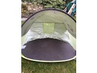 Childrens sun tent uv protector