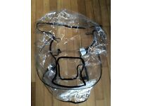 BUGABOO BEE RAIN COVER - IN VERY GOOD CONDITION
