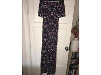 Ladies jumpsuit OML clothing size S
