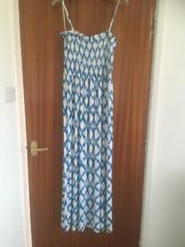 Size 10 long dress