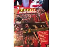 1981 shoot soccer quiz book