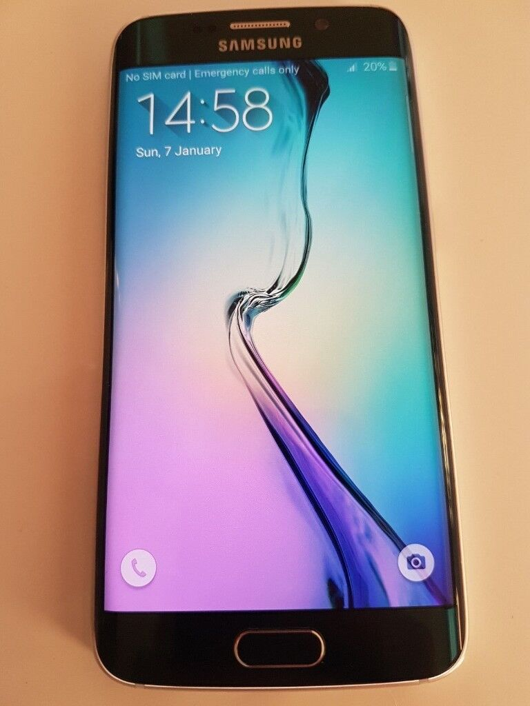 Samsung Galaxy S6 Edge SM-G925F 128GB Unlocked SIM Free Smartphone can post  out | in Oldham, Manchester | Gumtree