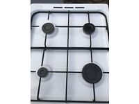 Indesit gas cooker 50cm double gas ovens free delivery
