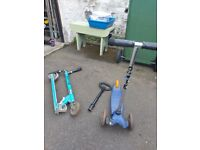 2 x Micro Scooters - FREE
