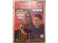 Peter Kay live at Bolton Albert hall