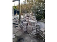 Breeze blocks free for collection from Carryduff area