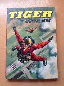 Tiger annual 1968