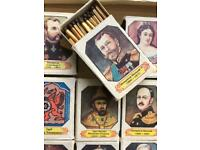 Russian Match Collection