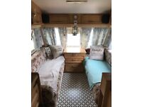 Bailey Pageant 1999 touring caravan. With awning, aqua rolls, water hog and other accessories