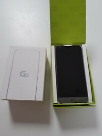 LG G5 H850 - 32GB - Titan (Unlocked) - Boxed