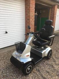TGA breeze C 8 mph mobility scooter option of new batteries