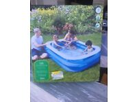 Family size pool new in box SEE MY OTHER ADS