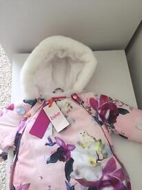 Brand new Girls Ted Baker Snow suit