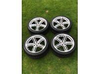 """18"""" Audi alloy wheels"""