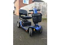 COLT SPORT TRANSPORTABLE 8-MPH HEAVY DUTY CAR BOOT MOBILITY SCOOTER