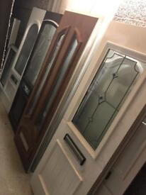Selection of 28mm door panels