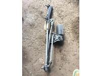 Renault Clio 2004 wiper mech Assy in working order.