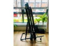 Like NEW - Aeropilates 4 cord Pilates reformer machine!!